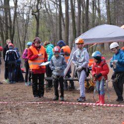 27 апреля 2018 г. в Удельном парке пройдут Соревнования школьников Приморского района по пешеходному туризму и спортивному ориентированию.