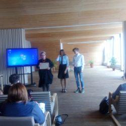 В Выборге проходит семинар молодых педагогов Санкт-Петербурга и Ленинградской области,