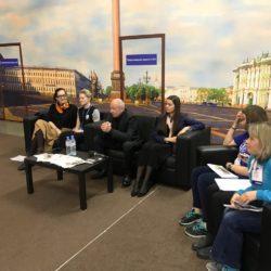 16 апреля в ЛЕНЭКСПО проходил Форум детских и молодёжных объединений образовательных учреждений Санкт-Петербурга.