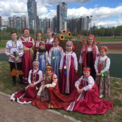 Лауреат городских и Международных конкурсов и фестивалей детский фольклорный ансамбль «Аленушка» приглашает на занятия.