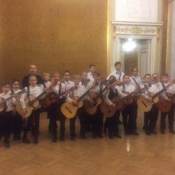 24 ноября в концертном зале Аничкова дворца состоялся городской концерт, посвященный Дню матери.
